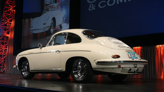 1962 Porsche 356B/2000GS Carrera 2 Gallery