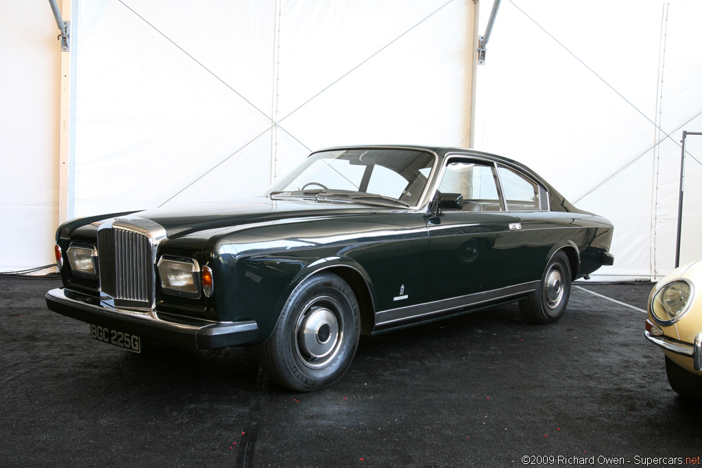 1968 Bentley T1 'Coupe Speciale'