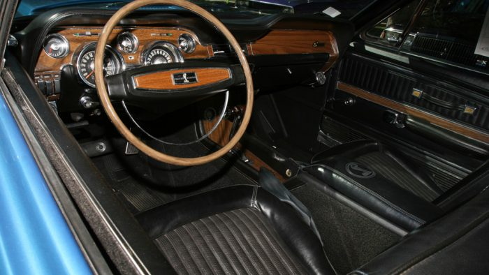 1968 Shelby GT500KR Fastback Gallery