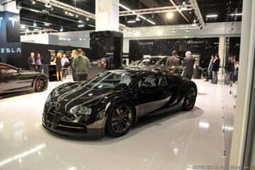 2009 Mansory Veyron 16/4 Vincerò Gallery