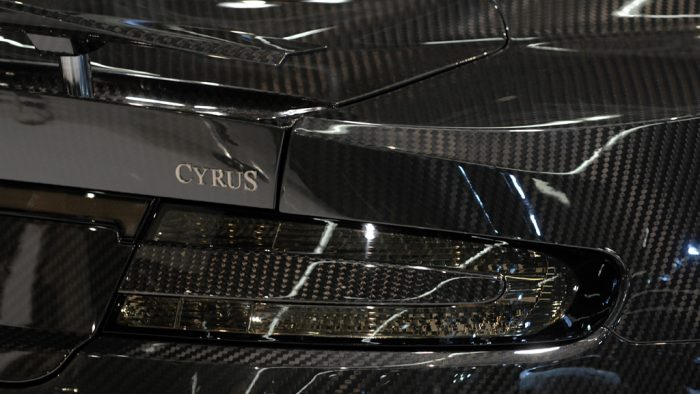 2009 Mansory Cyrus Gallery