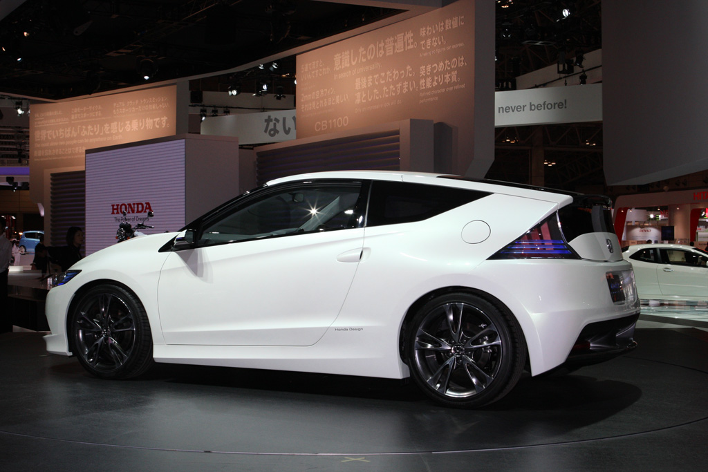 2009 honda cr z - photo #5