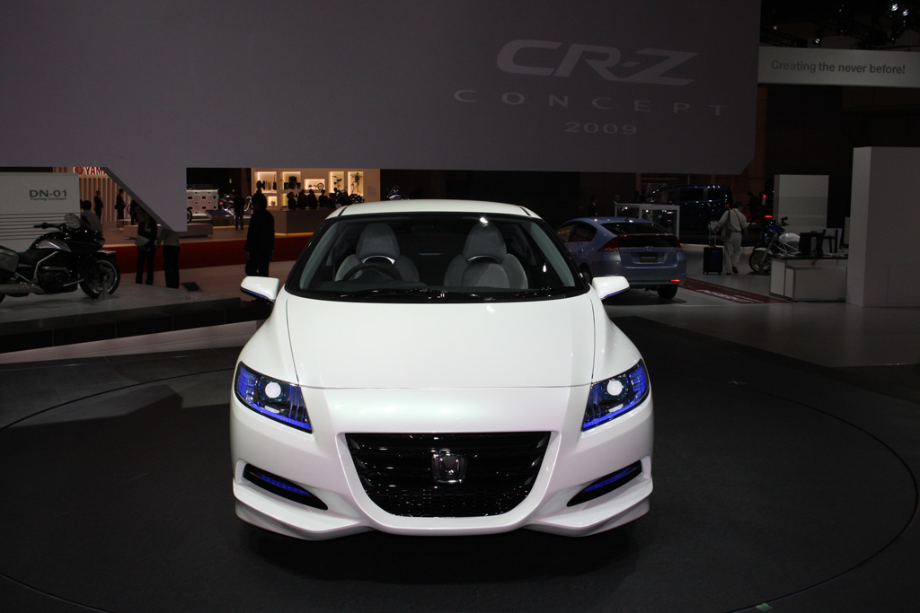 2009 honda cr z - photo #24