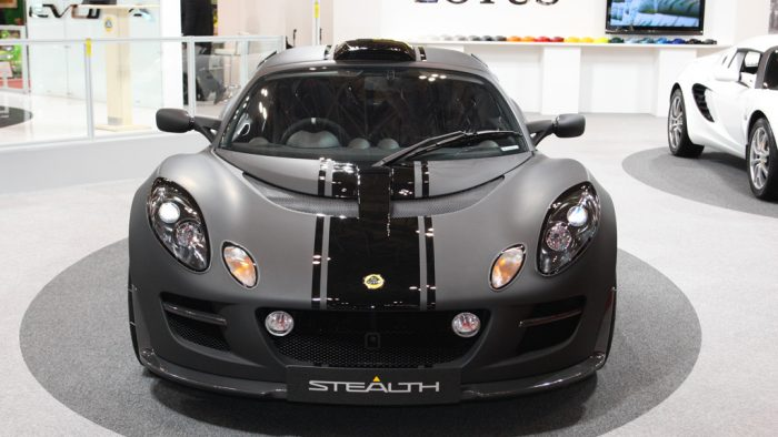 2009 Lotus Exige Stealth/Scura