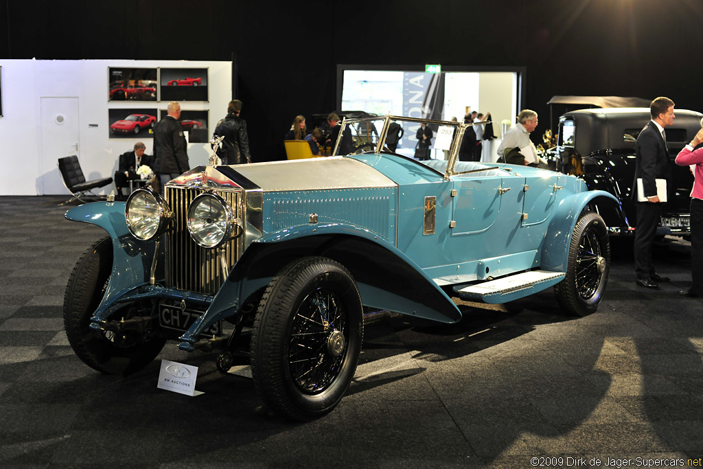 1925→1931 Rolls-Royce Phantom I