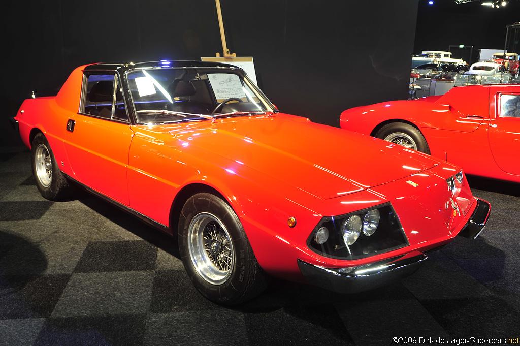 1974 Ferrari 330 Zagato Convertible