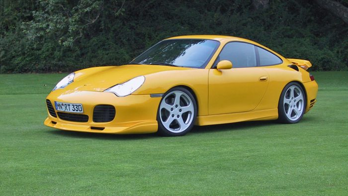 2001 Ruf 911 RTurbo Gallery