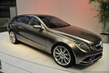 2008 Mercedes-Benz ConceptFASCINATION Gallery
