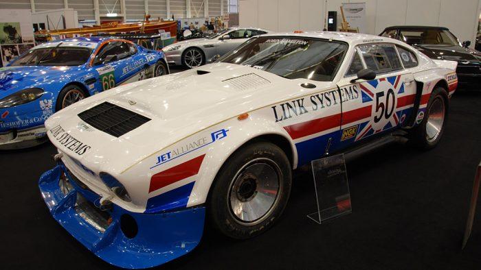 1970 Aston Martin DBS V8 GTP Muncher