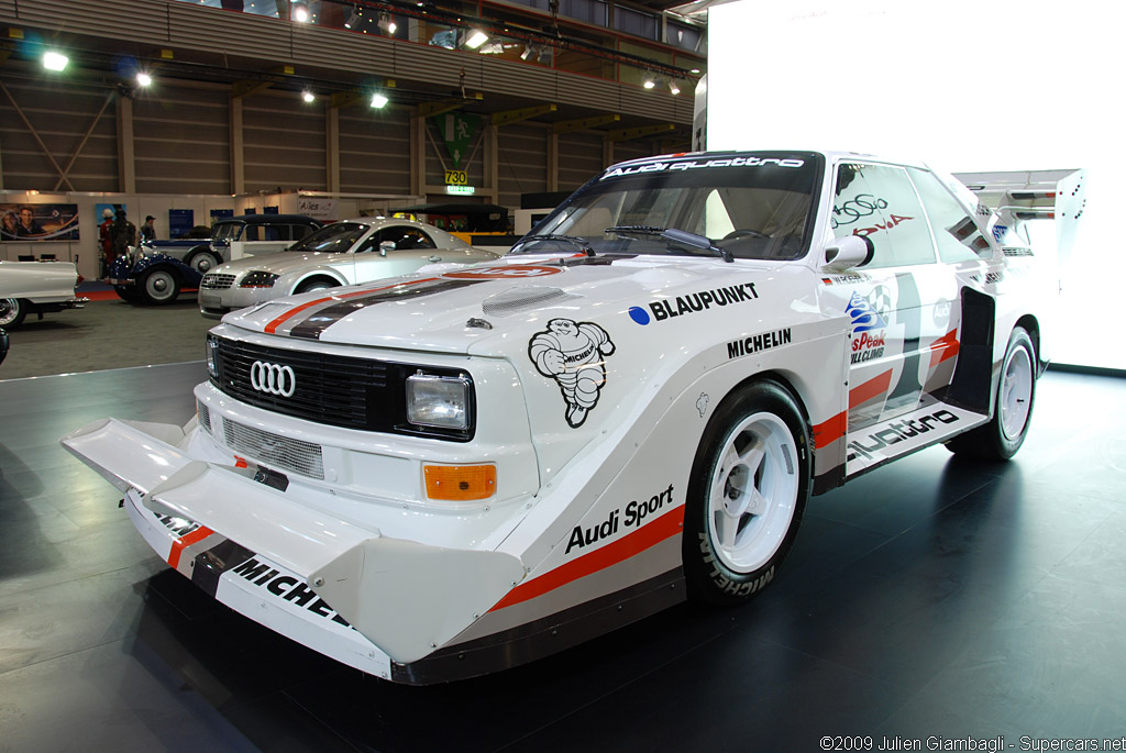 1987 audi sport quattro s1 pikes peak gallery. Black Bedroom Furniture Sets. Home Design Ideas