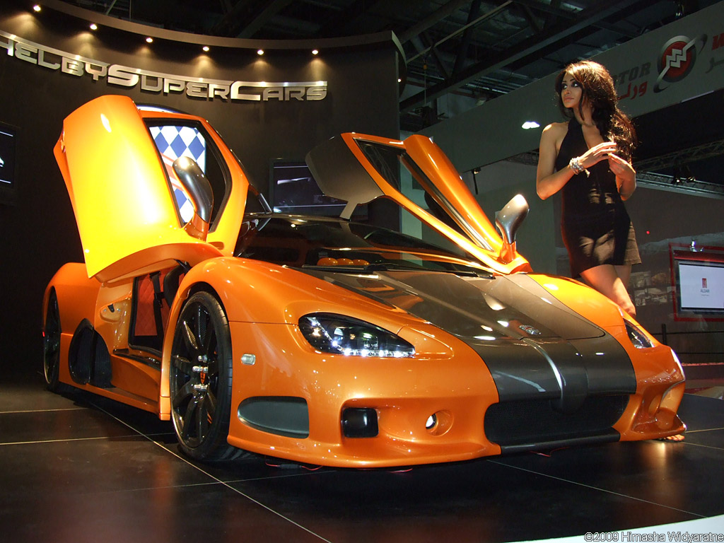 2009 SSC Ultimate Aero Gallery
