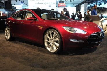 2011 Tesla Model S Pre-Production Gallery