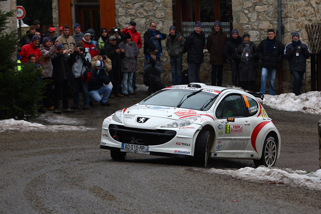 2007 Peugeot 207 S2000 Gallery