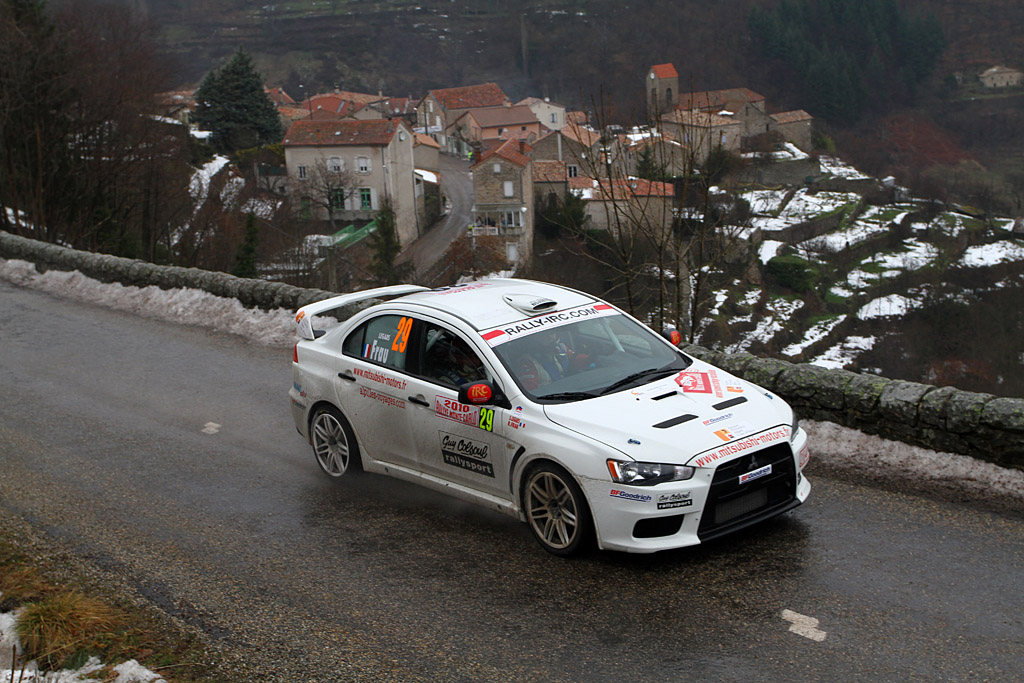 2009 Mitsubishi Lancer Evolution X Group N