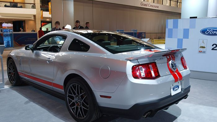 2011 Shelby GT500 Coupe Gallery