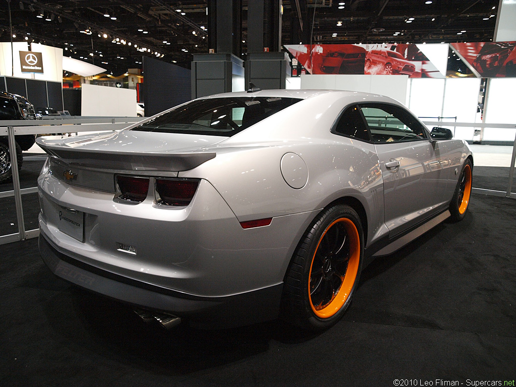 2010 Lingenfelter Camaro L28 'Show Car' Gallery