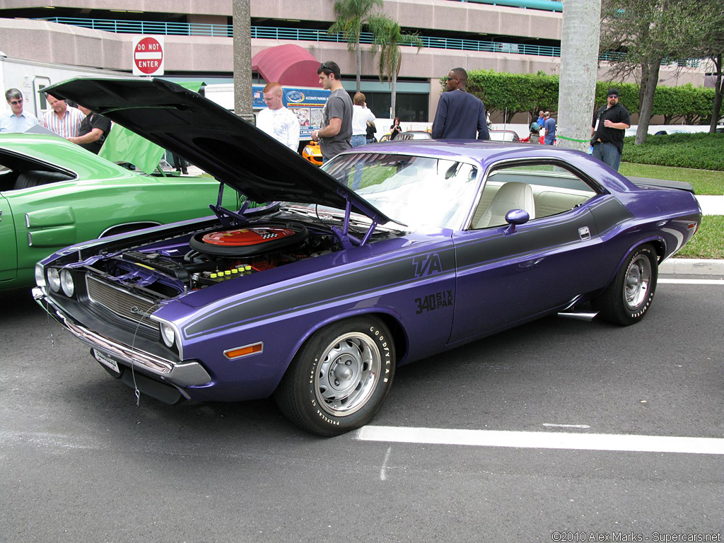 1970 Dodge Challenger T/A Gallery