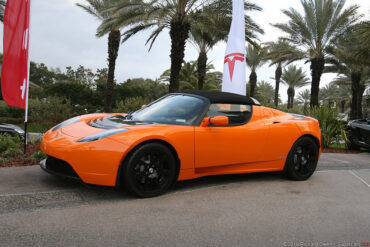 2010 Tesla Motors Roadster Sport Gallery