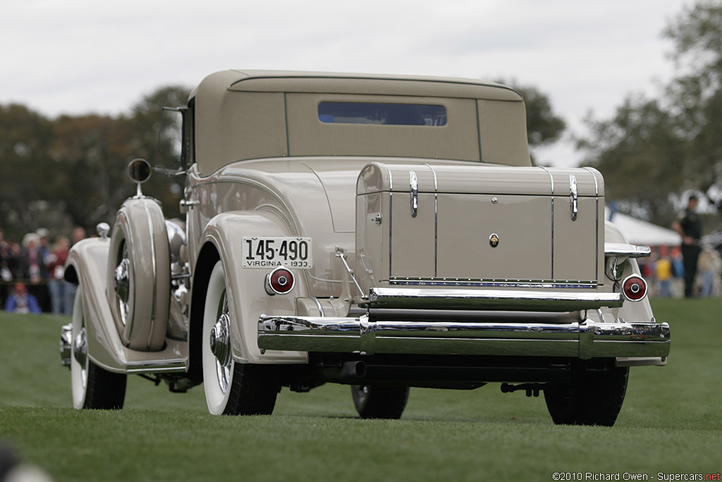 1933 Packard Twelve Model 1005 Gallery