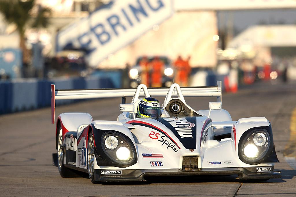 2007 Porsche RS Spyder Evo Gallery
