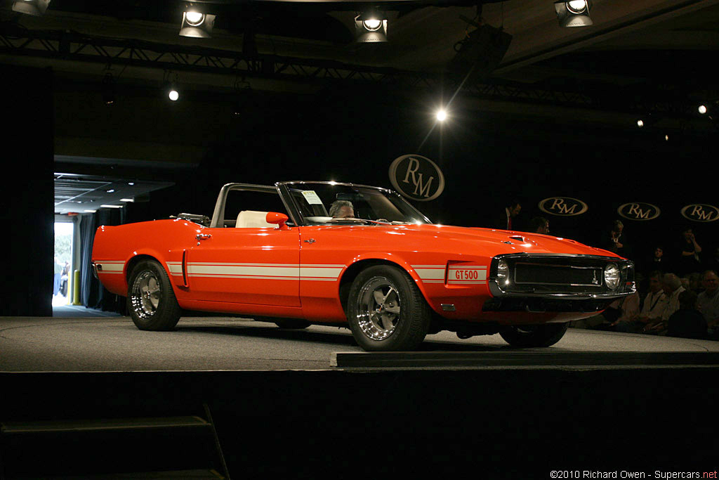 1969 Shelby GT500 Convertible Gallery