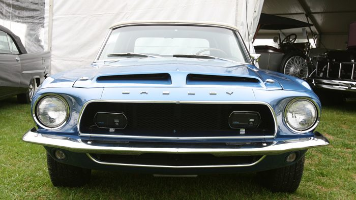 1968 Shelby GT500 Convertible Gallery