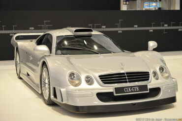 1998 Mercedes-Benz CLK GTR Straßenversion Gallery