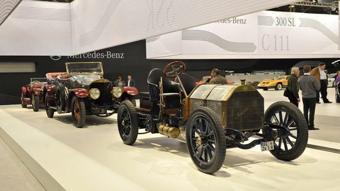 1903 Mercedes 60HP Simplex
