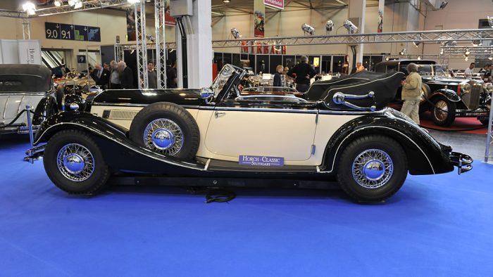 1937 Horch 853 A Gallery