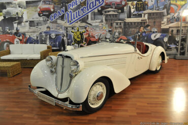 1935 Audi 225 Front Special Roadster Gallery