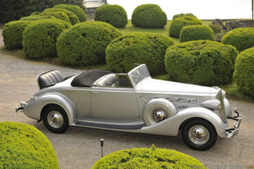 1933 Packard Twelve Gallery