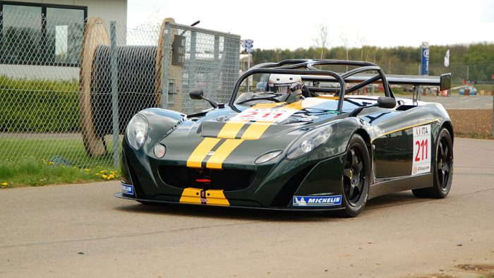 2007 Lotus Sport 2-Eleven GT4 Supersport