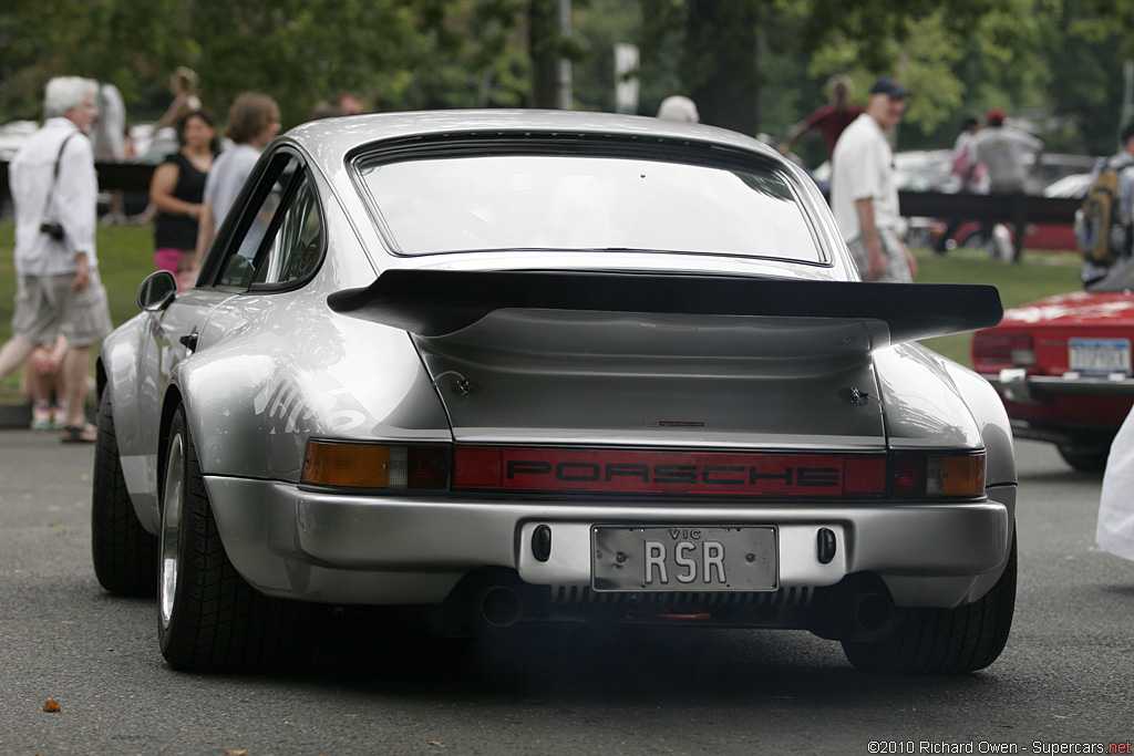 1973 Porsche 911 Turbo Prototype Gallery