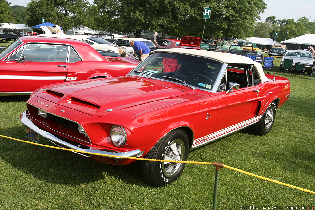 1968 Shelby GT500KR Convertible Gallery