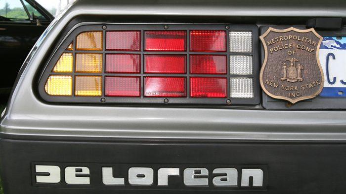 1981 DeLorean DMC-12 Gallery