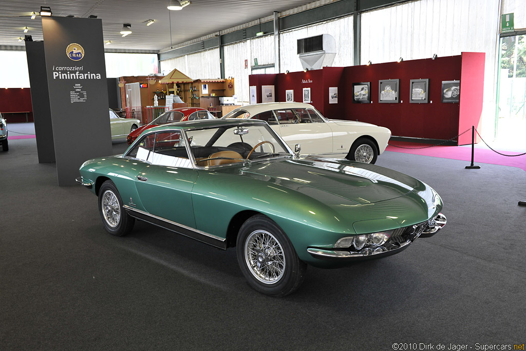 1962 Alfa Romeo 2600 Pininfarina Speciale Alfa Romeo