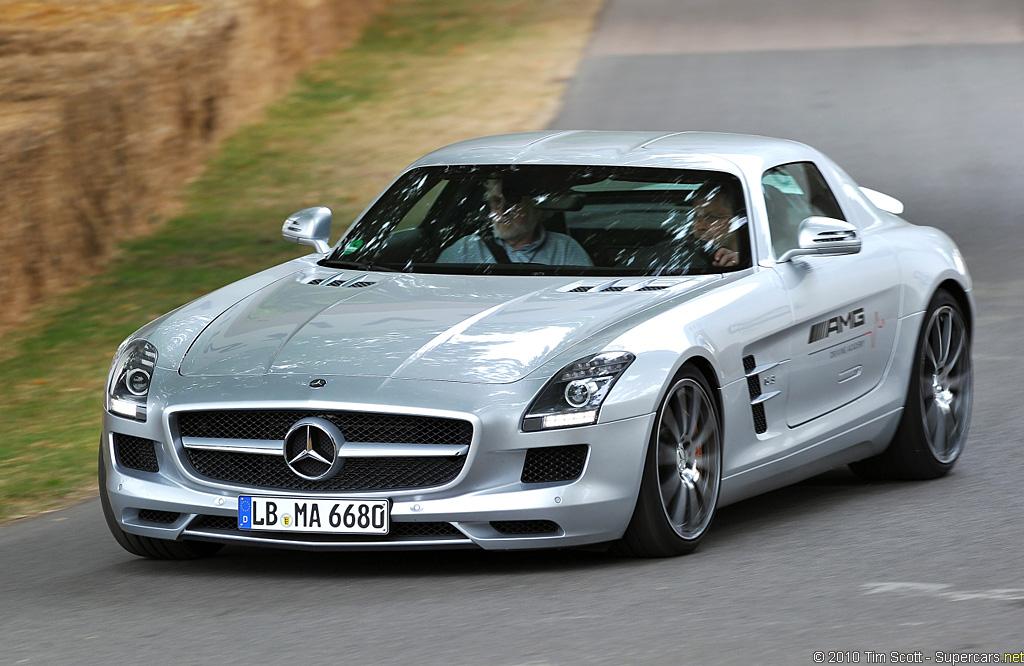 2010 Mercedes-Benz SLS AMG Gallery