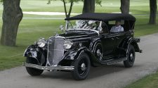 1933 Lincoln Model KB Gallery