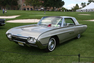 1962 Ford Thunderbird Gallery