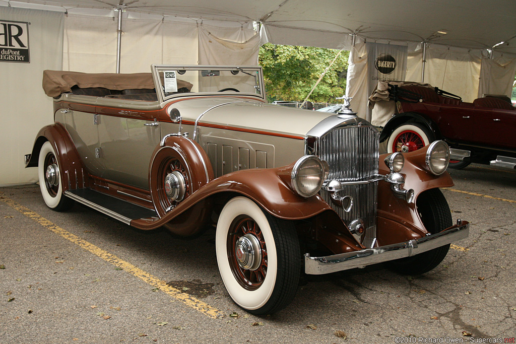 1932 Pierce Arrow Model 54 Pierce Arrow Supercars Net