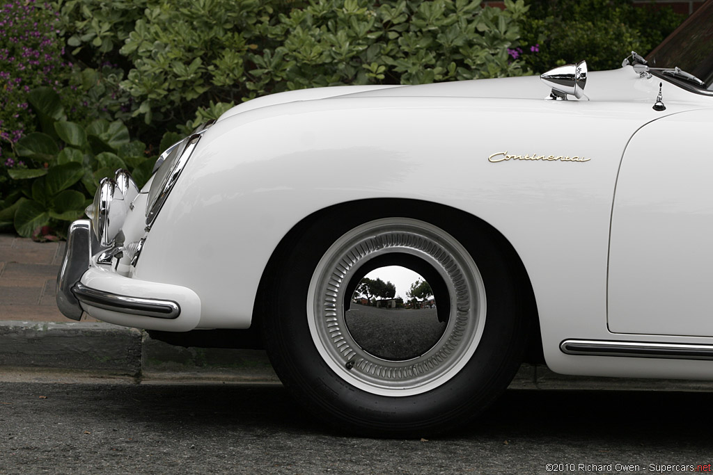 1955 Porsche 356/1500 Continental Coupé Gallery