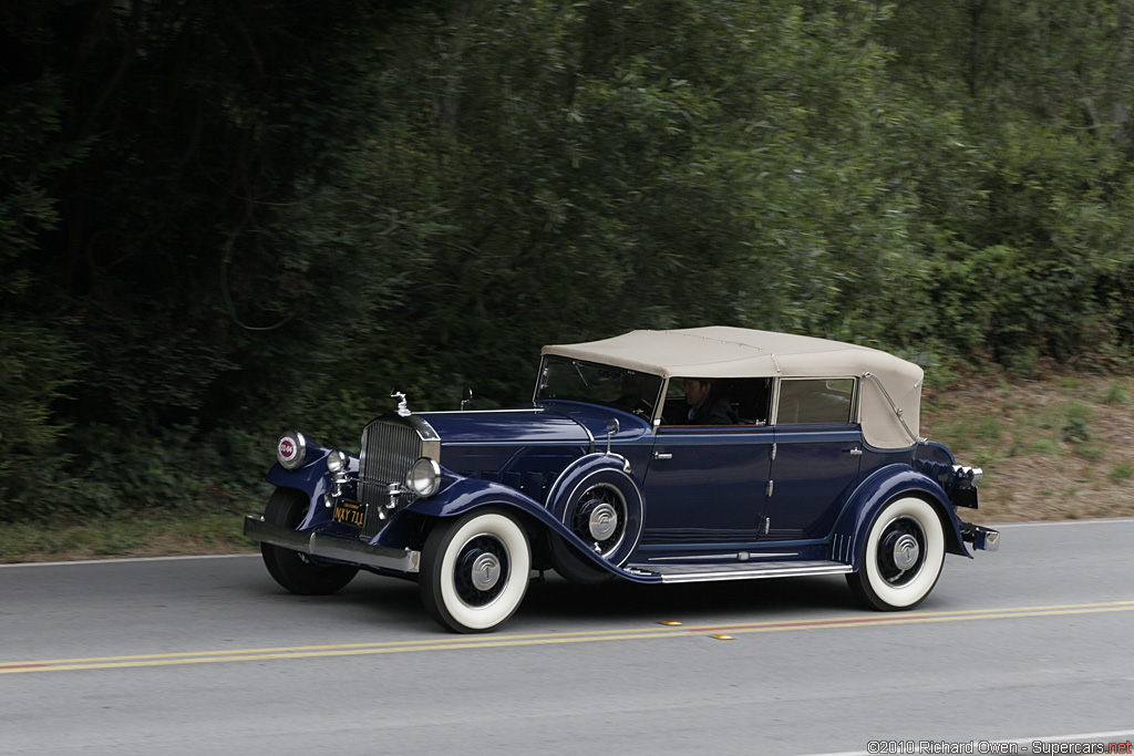 1931 Pierce-Arrow Model 41 Gallery