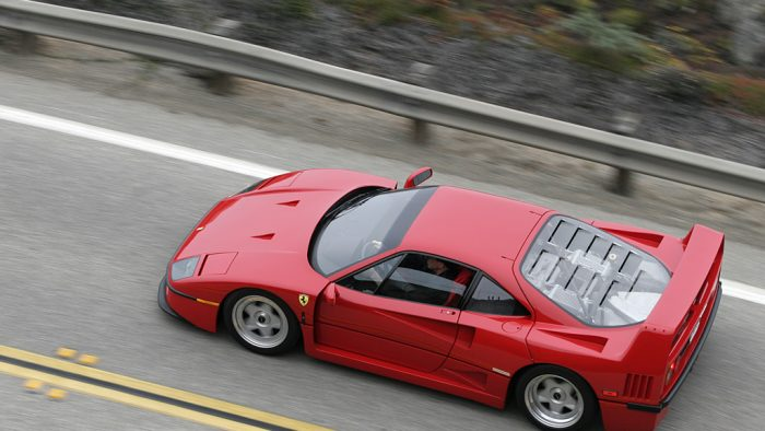 1990 Ferrari F40 US-Spec Gallery