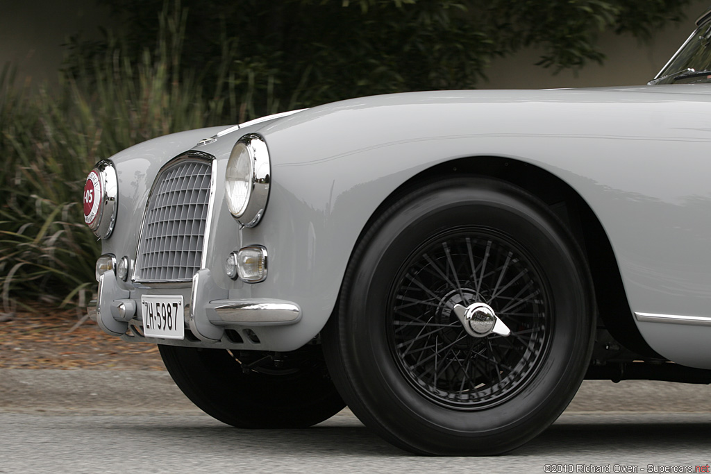 1954 Aston Martin DB2/4 Graber Drophead Coupé Gallery