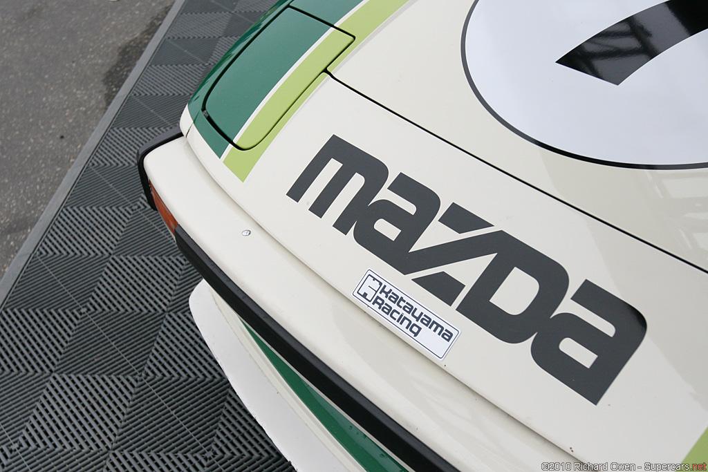 1979→1980 Mazda RX-7 GTU