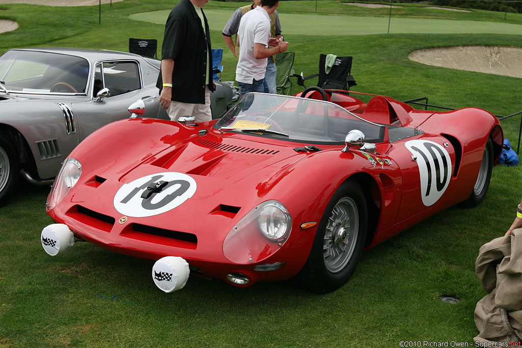 2009 Scuderia Bizzarrini P538