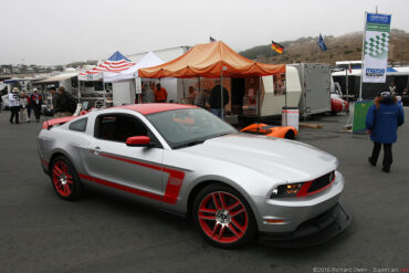2012 Ford Mustang Boss 302 Laguna Seca Package Gallery