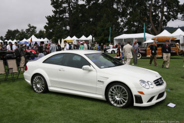 2007 Mercedes-Benz CLK 63 AMG Black Series Gallery