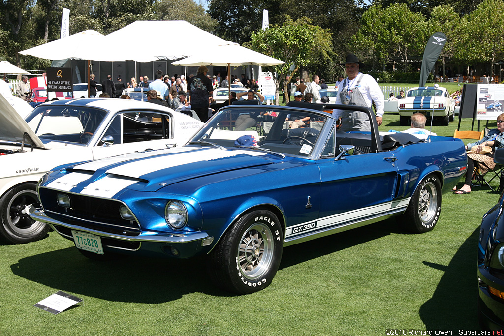 1968 Shelby Cobra GT350 Convertible
