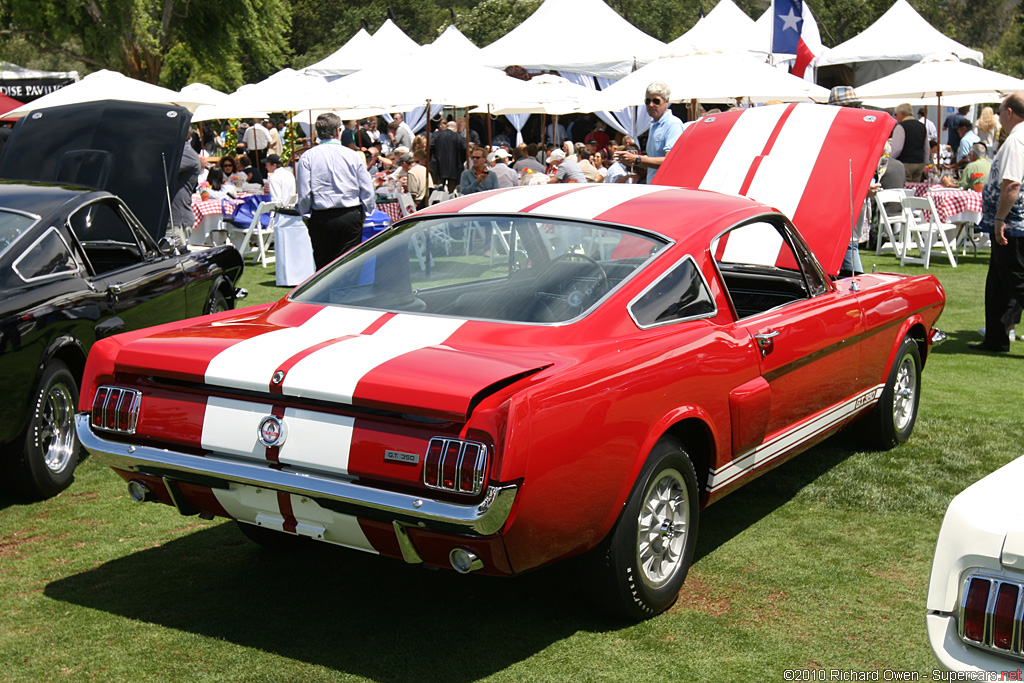 1965 Shelby GT350 Supercharged